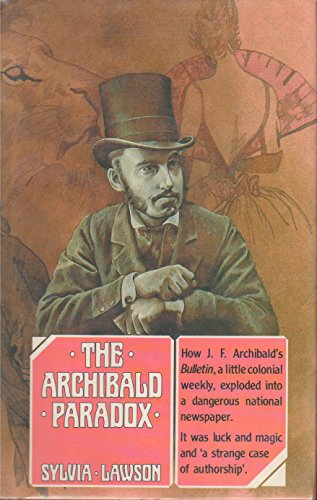 9780713901450: The Archibald Paradox: A Strange Case of Authorship