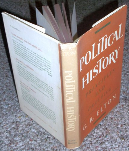 9780713901719: Political History: Principles and Practice