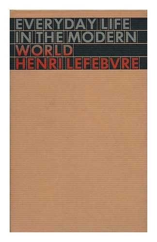9780713901757: Everyday Life in the Modern World