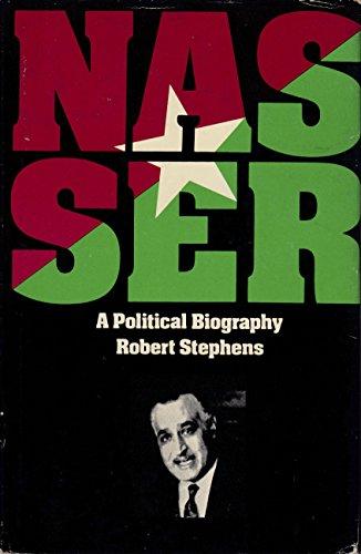 9780713901818: Nasser: A Political Biography