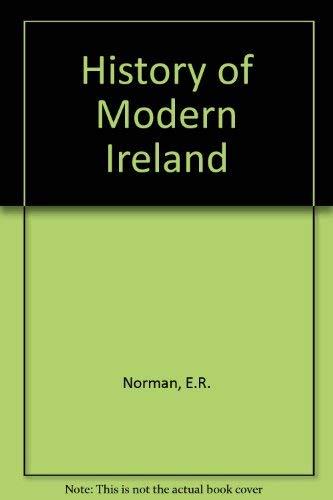 9780713901849: History of Modern Ireland