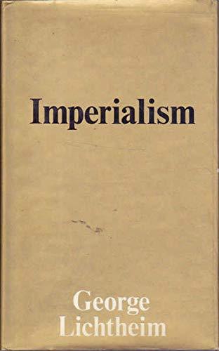 9780713901979: Imperialism