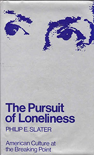 9780713902235: Pursuit of Loneliness