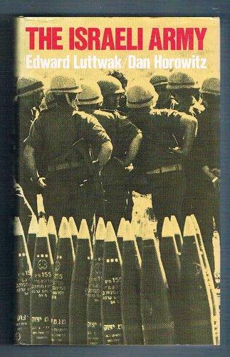 9780713902297: The Israeli Army, 1948-73