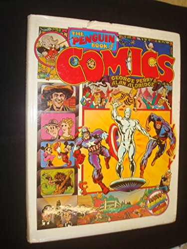 9780713902464: Penguin Book of Comics