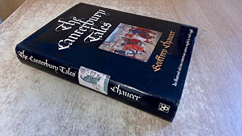 9780713902624: The Canterbury Tales: An Illustrated Selection