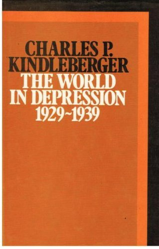 9780713903126: The World in Depression, 1929-1939