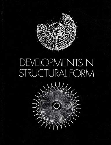 9780713903331: Developments in Structural Form
