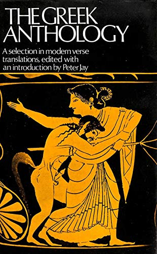 Greek Anthology: Selection