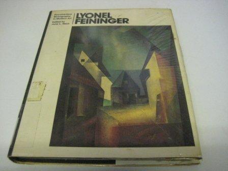 9780713905915: Lyonel Feininger (Documentary Monograph)