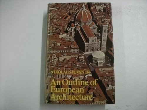 9780713906776: Outline of European Architecture