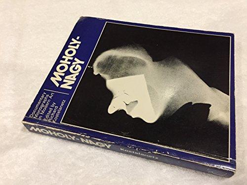 Moholy-Nagy Documentary Monographs in Modern Art: Richard Kostelanetz