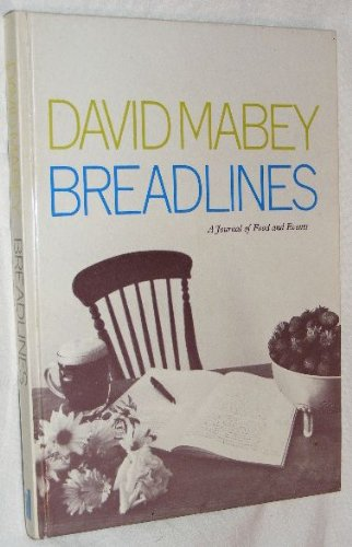 Breadlines, A Journal of Food and Events.