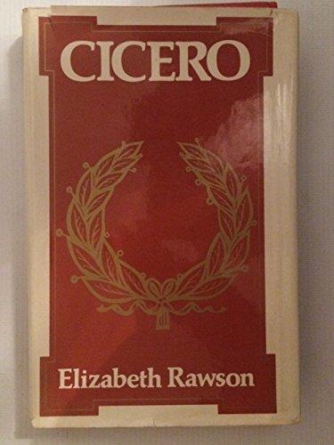 9780713908640: Cicero: A Portrait