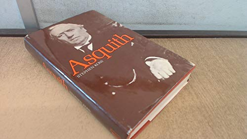 9780713908978: Asquith (British Political Biography)