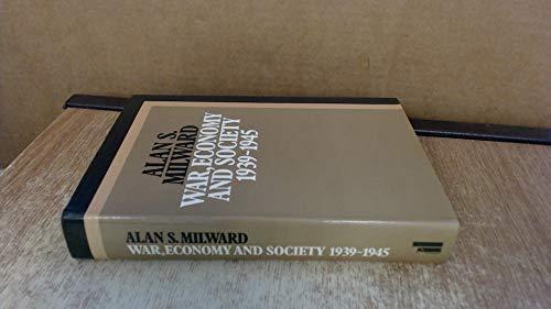 9780713910223: War, Economy and Society 1939-1945