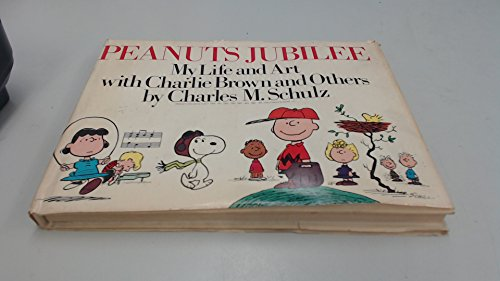 9780713910292: Peanuts Jubilee: My Life and Art with Charlie Brown and Others