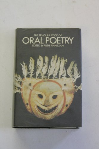 9780713910308: The Penguin Book of Oral Poetry
