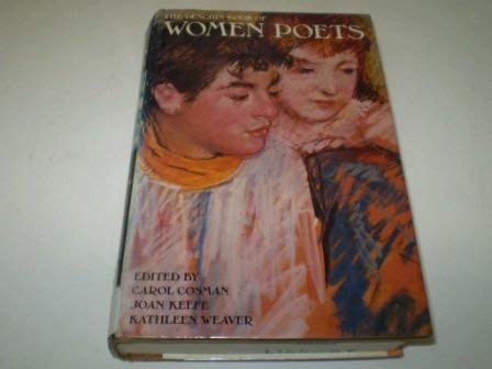 9780713910803: The Penguin Book of Women Poets