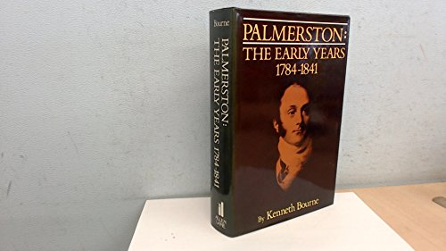 9780713910834: Palmerston: The Early Years, 1784-1841