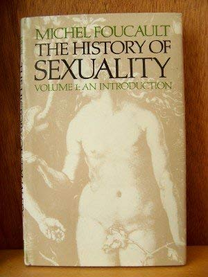 9780713910940: The History of Sexuality: An Introduction v. 1