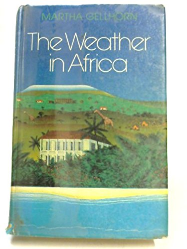 9780713911008: The Weather in Africa