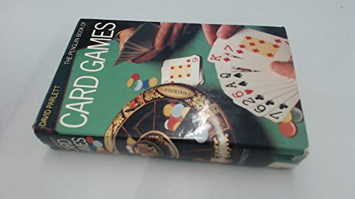9780713911497: The Penguin Book of Card Games