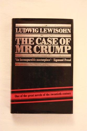 9780713911831: The Case of Mr Crump
