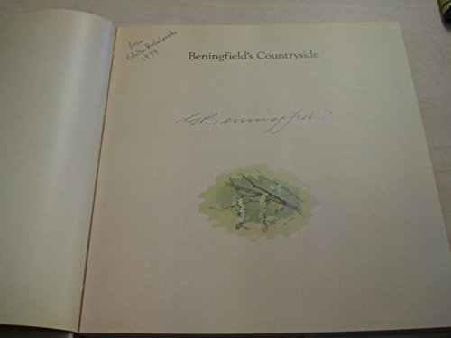 9780713912821: Beningfield's Countryside