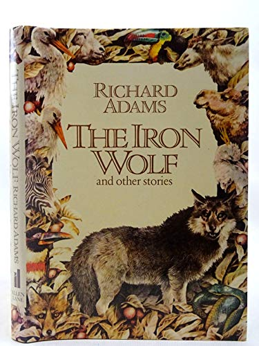 9780713913415: The Iron Wolf and Other Stories
