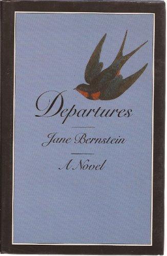 9780713913552: Departures
