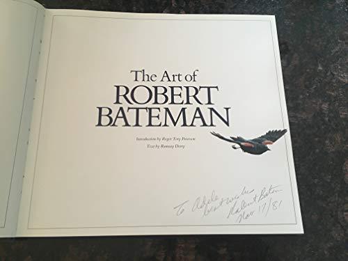 9780713914337: The Art of Robert Bateman