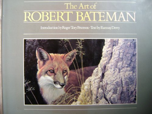 9780713914337: The Art of Robert Bateman
