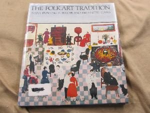 9780713914832: The Folk Art Tradition: Naive Painting in Europe and the United States