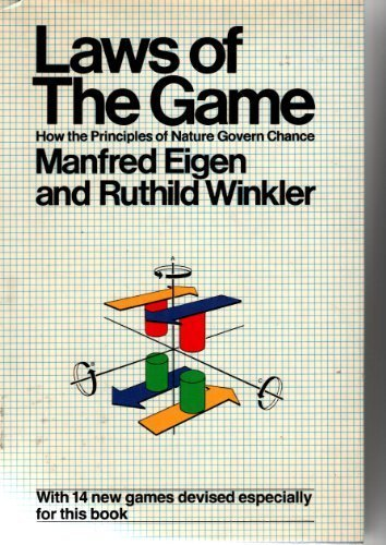 9780713914849: Laws of the Game: How the Principles of Nature Govern Chance