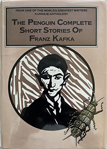9780713916300: The Penguin Complete Short Stories of Franz Kafka