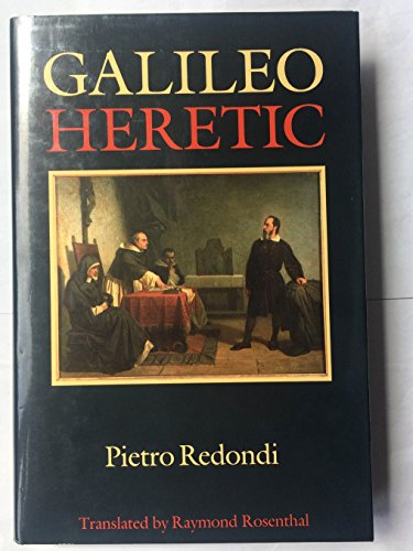 9780713990072: Galileo: Heretic