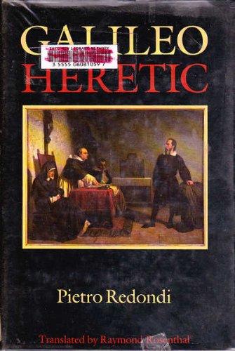 9780713990072: Galileo: Heretic