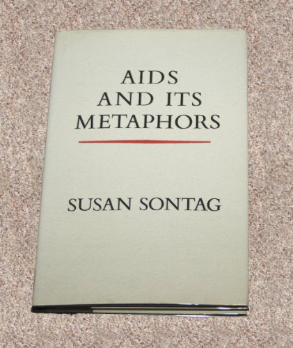9780713990256: AIDS and Its Metaphors
