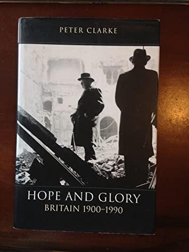 9780713990713: Hope and Glory: Britain 1900-1990