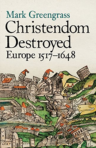 9780713990867: Christendom Destroyed: Europe 1517-1648: Europe 1500-1650 Bk. 5 (Allen Lane History)