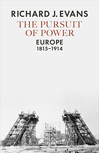 The Pursuit of Power: Richard J. Evans