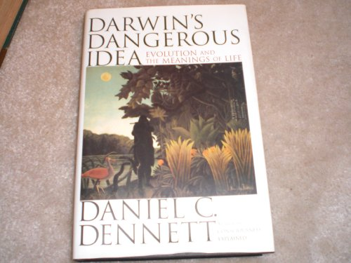 9780713990904: Darwin's Dangerous Idea: Evolution And the Meanings of Life