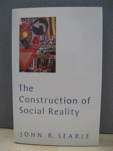 9780713991123: The Construction of Social Reality
