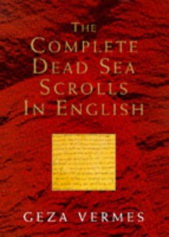 9780713991314: The Complete Dead Sea Scrolls in English