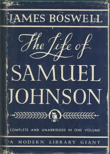 9780713992014: The Life of Samuel Johnson