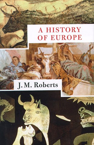 9780713992045: A History of Europe