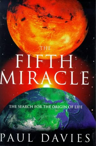 9780713992151: The Fifth Miracle: Search for the Origins of Life (Allen Lane Science)