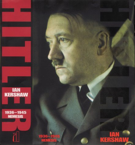 9780713992298: Hitler 1936 To 1945 Nemesis (Allen Lane History)