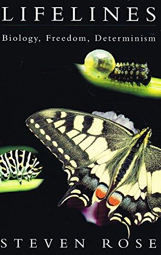 9780713992311: 'LIFELINES: BIOLOGY, FREEDOM, DETERMINISM'